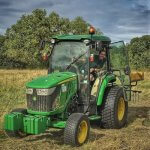 Will in Tractor
